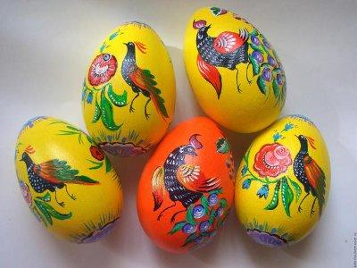 Смоляне продемонстрируют свои навыки в росписи пасхальных яиц