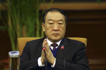 Высокопоставленного китайского чиновника обвинили в коррупции