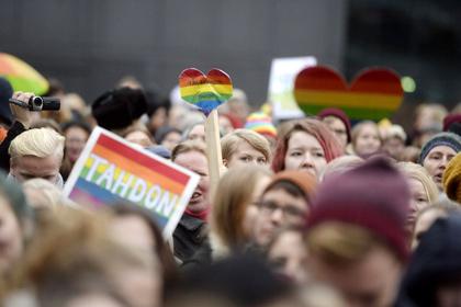 В Финляндии легализовали однополые браки