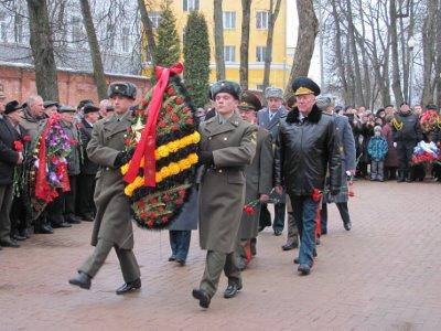 В День защитника Отечества в Смоленске прошли три митинга