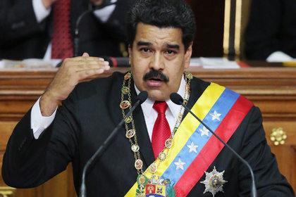 Мадуро в письме Обаме рассказал о хаотичности политики США