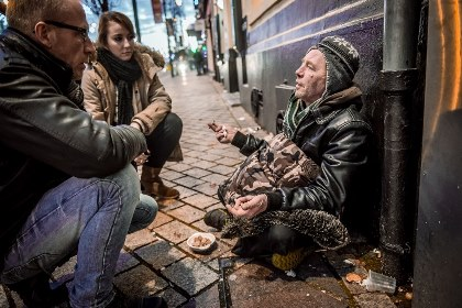 В Норвегии предложили сажать в тюрьму за помощь бездомным