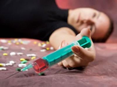 В регионе стало больше наркоманов