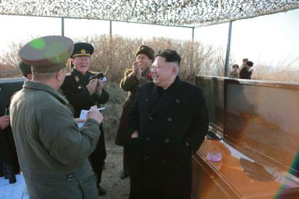 Северная Корея запустила пять баллистических ракет в Японское море