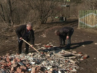 Жителям деревни Архиповка обещали отремонтировать разбитую дорогу