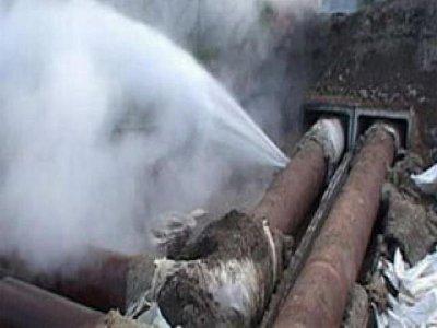 Четыре детсада, школа и жилые дома остались без воды