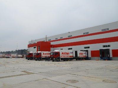 «Магнит» открыл крупный склад под Смоленском за 2,2 миллиарда рублей