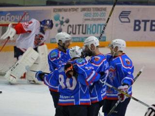 Смоленский «Славутич» в полуфинале