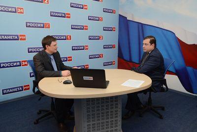 Прямой разговор с Губернатором Алексеем Островским