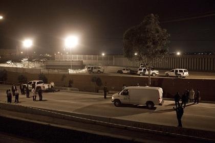 В Калифорнии полицейский застрелен из снайперской винтовки