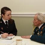 Финалистки конкурса «Мисс полиция» собрали воспоминания ветеранов войны