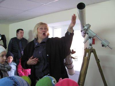 Выселившийся из церкви планетарий заработает в новом куполе обсерватории