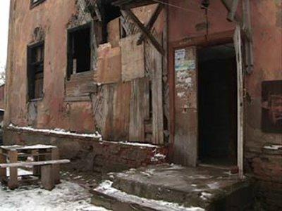 Бараки на улице Шевченко не сносят из-за отказа жильцов от квартир на окраине