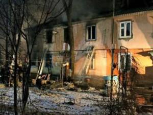 Хозяева сгоревших в бараке квартир не захотели переселяться в хостел