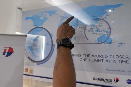 На пляже в Австралии нашли салфетки с малайзийского лайнера