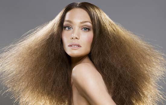 Уход за сухими и секущимися кончиками волос