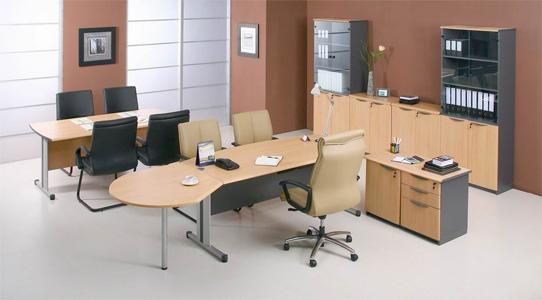 Офисная мебель. На чем строится выбор
