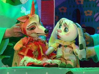 В Смоленском кукольном театре состоялась премьера спектакля «Клочки по закоулочкам»