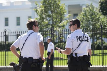 В Вашингтоне арестовали пытавшегося пробраться в Белый дом нарушителя