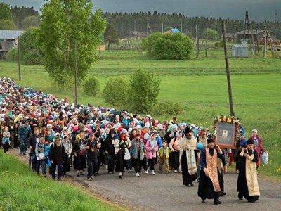 В Смоленск придет крестный ход из Севастополя