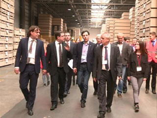 В Смоленской области построят крупнейший в Европе завод по производству МДФ