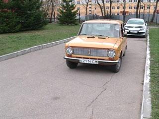 Владельцы смоленских «копеек» отпраздновали 45-летие легендарной советской легковушки