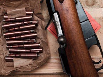 В доме у рославльчанки обнаружили арсенал боеприпасов
