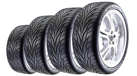Описание видов шин: бескамерные, широкопрофильные, арочные, пневмокатки, с регулируемым давлением, типа P и PC