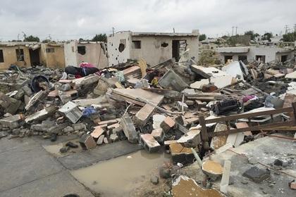 В Мексике в результате торнадо пострадали 230 человек