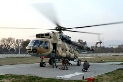 В Пакистане разбился вертолет с иностранными дипломатами