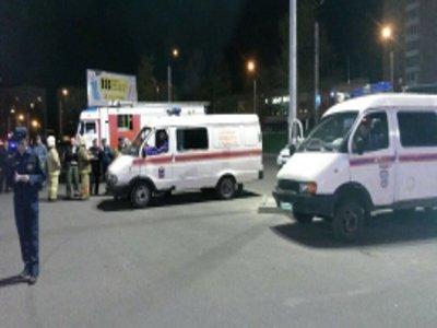 В ТРЦ «Макси» взрывотехники и кинологи искали бомбу