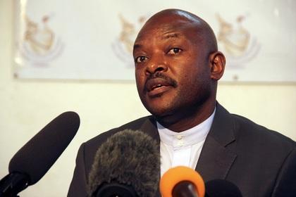 Президент Бурунди вернулся на родину после попытки переворота
