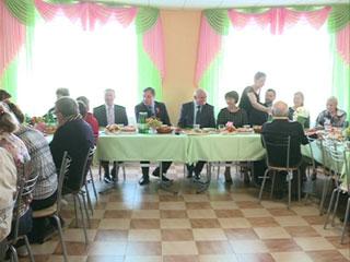 В Смоленской области начал работать уникальный дом для престарелых граждан