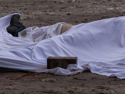 На свалке по улице Шевченко прохожий наткнулся на труп местного бомжа