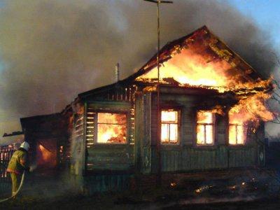 Поджигателем дома жительницы Угры оказался ее же супруг