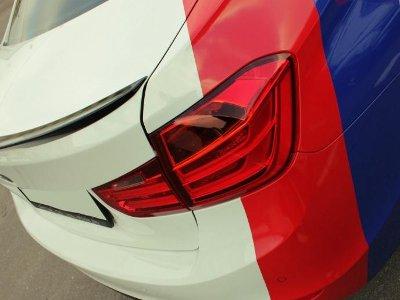 Владельцы машин цветов российского флага устроят автопробег «Триколор»