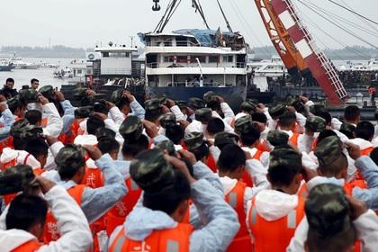 Число жертв кораблекрушения в Китае достигло 431