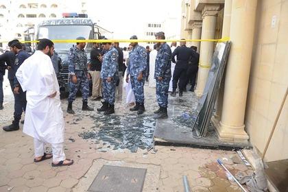 В Кувейте задержаны подозреваемые в причастности к теракту в мечети