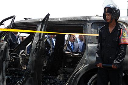 Генпрокурор Египта умер от полученных при теракте ран