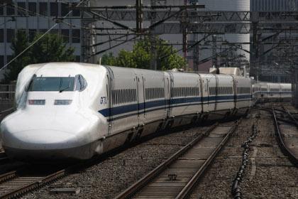 В Японии произошел пожар в вагоне высокоскоростного поезда