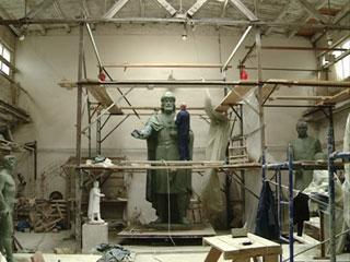 В Смоленске идет работа над памятником Владимиру Крестителю
