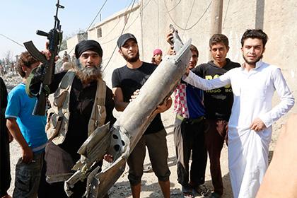 Вашингтон обвинил Дамаск в поддержке ИГ
