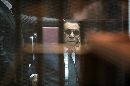В Египте пересмотрят дело Мубарака