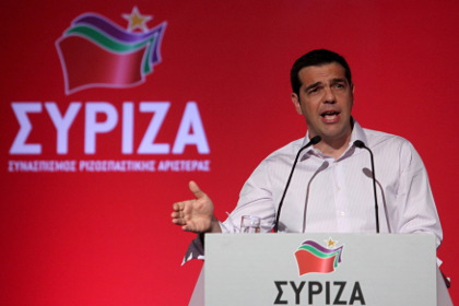 СИРИЗА проведет внеочередной съезд
