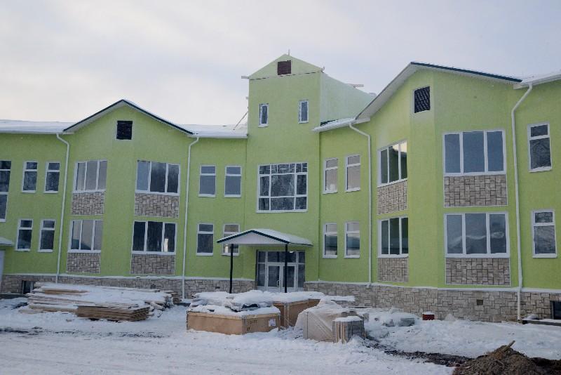 В Смоленской области освятили новый дом престарелых