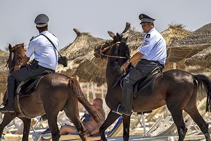 Власти Туниса задержали 12 подозреваемых в причастности к теракту