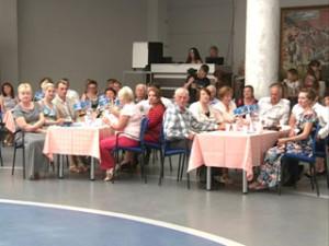 В Смоленске проходят торжества, посвященные Дню семьи, любви и верности