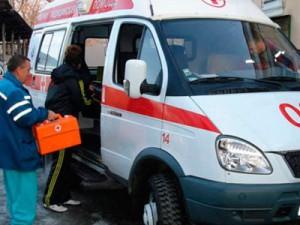 Школьник угодил под колеса иномарки на улице Валентины Гризодубовой
