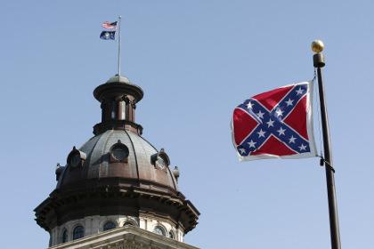Сенат Южной Каролины постановил спустить флаг Конфедерации