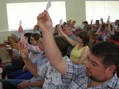 Жириновцы выдвинули кандидатов в Смоленский городской совет